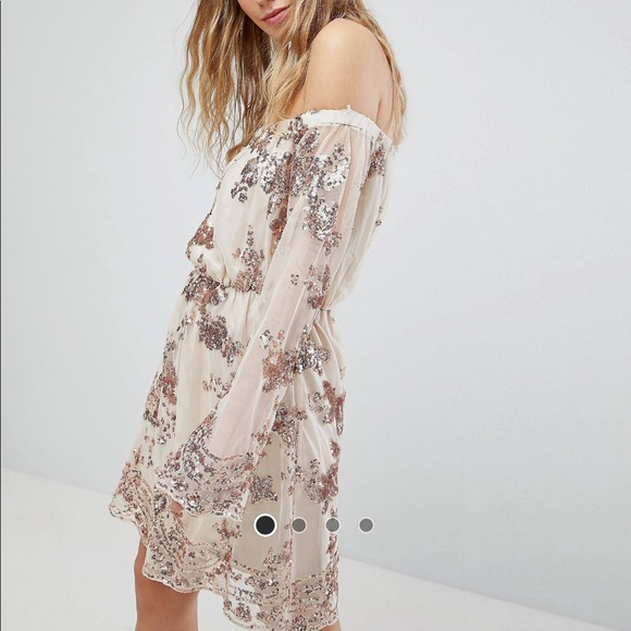 ASOS Dresses & Skirts - 💥Host Pick 💥Asos SEQUIN DRESS NWOT